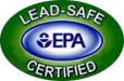 epa certified lead safe logo
